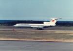 エルさんが、新潟空港で撮影したアエロフロート・ロシア航空 Tu-154Bの航空フォト(写真)