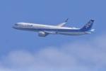 mahiちゃんさんが、千葉県 浦安市で撮影した全日空 A321-272Nの航空フォト(写真)