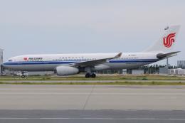 きんめいさんが、関西国際空港で撮影した中国国際航空 A330-243の航空フォト(飛行機 写真・画像)