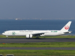 トタさんが、羽田空港で撮影した日本航空 777-346/ERの航空フォト(飛行機 写真・画像)