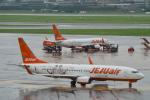 starlightさんが、金浦国際空港で撮影したチェジュ航空 737-8ASの航空フォト(写真)