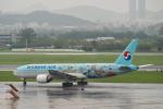 starlightさんが、金浦国際空港で撮影した大韓航空 777-2B5/ERの航空フォト(写真)