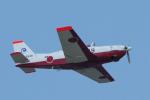 yabyanさんが、名古屋飛行場で撮影した航空自衛隊 T-7の航空フォト(飛行機 写真・画像)