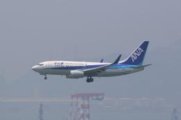 OS52さんが、香港国際空港で撮影した全日空 737-781の航空フォト(飛行機 写真・画像)