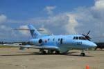 Wasawasa-isaoさんが、小松空港で撮影した航空自衛隊 U-125A(Hawker 800)の航空フォト(飛行機 写真・画像)