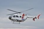 蒼い鳩さんが、福井空港で撮影したセントラルヘリコプターサービス BK117C-2の航空フォト(飛行機 写真・画像)