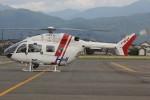 もにーさんが、福井空港で撮影したセントラルヘリコプターサービス BK117C-2の航空フォト(飛行機 写真・画像)