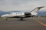 コギモニさんが、福井空港で撮影した岡山航空 510 Citation Mustangの航空フォト(写真)