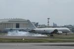 マー君さんが、名古屋飛行場で撮影した航空自衛隊 KC-767J (767-2FK/ER)の航空フォト(写真)