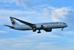 mojioさんが、成田国際空港で撮影したエア・カナダ 787-9の航空フォト(飛行機 写真・画像)