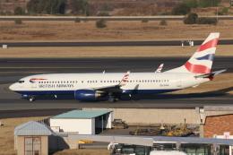 NIKEさんが、O・R・タンボ国際空港で撮影したコムエアー 737-86Nの航空フォト(飛行機 写真・画像)