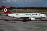 tassさんが、シンガポール・チャンギ国際空港で撮影したターキッシュ・エアラインズ A310-304の航空フォト(飛行機 写真・画像)