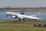 Koenig117さんが、羽田空港で撮影した日本航空 777-346/ERの航空フォト(写真)