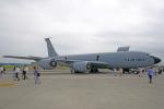 ちゃぽんさんが、横田基地で撮影したアメリカ空軍 KC-135R Stratotanker (717-148)の航空フォト(飛行機 写真・画像)