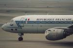 banshee02さんが、羽田空港で撮影したフランス空軍 DC-8-72CFの航空フォト(写真)