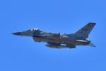 フォト太郎さんが、小松空港で撮影したアメリカ空軍 F-16CM-50-CF Fighting Falconの航空フォト(写真)