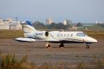 北の熊さんが、新千歳空港で撮影したICE9 LEAR35 LLCの航空フォト(飛行機 写真・画像)