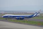 yabyanさんが、中部国際空港で撮影したエアブリッジ・カーゴ・エアラインズ 747-83QFの航空フォト(飛行機 写真・画像)