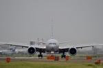 hirokongさんが、羽田空港で撮影したアメリカン航空 777-323/ERの航空フォト(写真)
