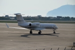 E-75さんが、函館空港で撮影したユタ銀行 G-IV-X Gulfstream G450の航空フォト(写真)