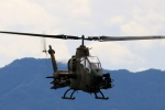 Zakiyamaさんが、熊本空港で撮影した陸上自衛隊 AH-1Sの航空フォト(写真)