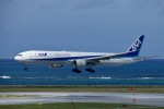 akinarin1989さんが、那覇空港で撮影した全日空 777-381の航空フォト(写真)