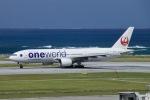 akinarin1989さんが、那覇空港で撮影した日本航空 777-246の航空フォト(写真)