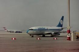 ヒロリンさんが、ブリュッセル国際空港で撮影したソベルエア 737-229/Advの航空フォト(飛行機 写真・画像)