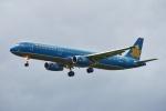 frappéさんが、福岡空港で撮影したベトナム航空 A321-231の航空フォト(飛行機 写真・画像)