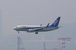 OS52さんが、香港国際空港で撮影した全日空 737-781の航空フォト(写真)