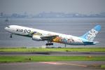 ryu330さんが、羽田空港で撮影したAIR DO 767-381の航空フォト(写真)