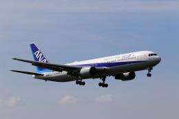 こだしさんが、伊丹空港で撮影した全日空 767-381/ERの航空フォト(飛行機 写真・画像)