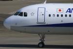 pcxさんが、羽田空港で撮影した全日空 A321-272Nの航空フォト(写真)