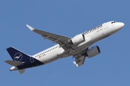 航空フォト:D-AINK ルフトハンザドイツ航空 A320neo