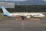 キイロイトリさんが、新千歳空港で撮影したAIR DO 767-381の航空フォト(写真)