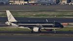 オキシドールさんが、羽田空港で撮影したスターフライヤー A320-214の航空フォト(写真)