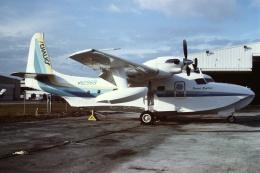 tassさんが、フォートローダーデール・ハリウッド国際空港で撮影したChalk's International Airlines G-73T Turbo Mallardの航空フォト(飛行機 写真・画像)