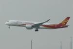 NIKEさんが、香港国際空港で撮影した香港航空 A350-941XWBの航空フォト(写真)