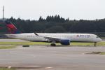 ANA744Foreverさんが、成田国際空港で撮影したデルタ航空 A350-941XWBの航空フォト(写真)