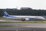 ANA744Foreverさんが、成田国際空港で撮影した全日空 787-10の航空フォト(写真)