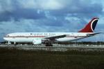 tassさんが、フォートローダーデール・ハリウッド国際空港で撮影したカーニバル・エアラインズ A300B4-203の航空フォト(写真)