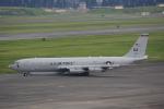 JA8037さんが、横田基地で撮影したアメリカ空軍 E-8C J-Stars (707-300C)の航空フォト(写真)