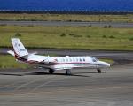 CL&CLさんが、奄美空港で撮影した読売新聞 560 Citation Encore+の航空フォト(写真)