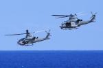 CL&CLさんが、奄美空港で撮影したアメリカ海兵隊 UH-1Yの航空フォト(写真)