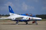 Wasawasa-isaoさんが、小松空港で撮影した航空自衛隊 T-4の航空フォト(写真)