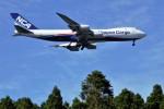 yoshibouさんが、成田国際空港で撮影した日本貨物航空 747-8KZF/SCDの航空フォト(写真)