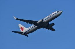 南国の防人さんが、成田国際空港で撮影した中国国際航空 737-89Lの航空フォト(写真)