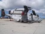 Mr.boneさんが、普天間飛行場で撮影したアメリカ海兵隊 MV-22Bの航空フォト(写真)