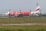 kuro2059さんが、クアラルンプール国際空港で撮影したインドネシア・エアアジア A320-216の航空フォト(飛行機 写真・画像)