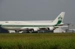 tassさんが、成田国際空港で撮影したキングダム・エアクラフトⅡ 747-4J6の航空フォト(飛行機 写真・画像)